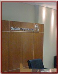 Gasparet hnos for Buscador de sucursales banco galicia
